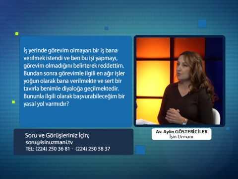 Bursa Avukat Aylin Göstericiler Hakkında
