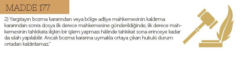 """HUKUK MUHAKEMELERİ KANUNU MADDE 177-2"